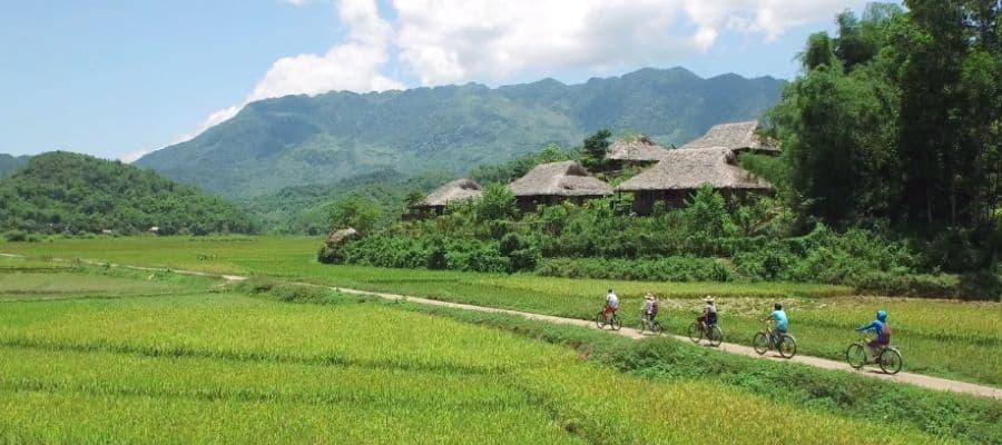 Excursion en vélo à Mai Chau - Circuit Escapade Mai Chau 2 jours