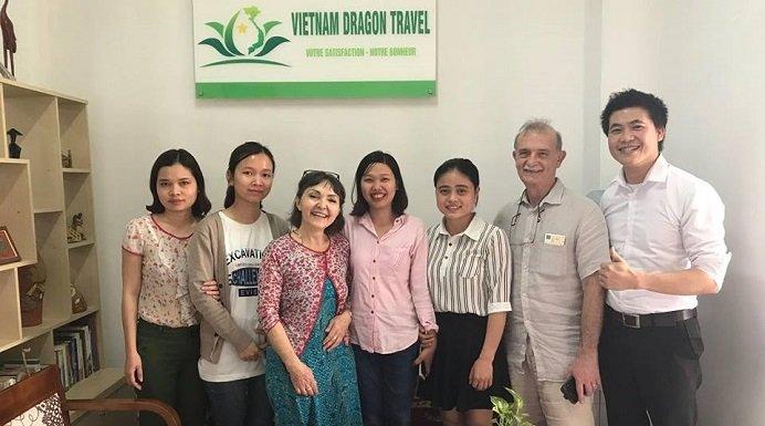 Excellente organisation avec agence de voyage francophone vietnam serieuse fiable