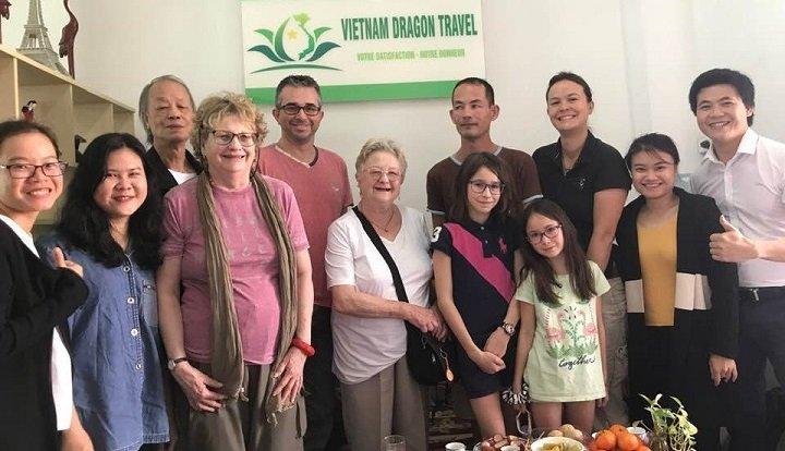 Voyage au Vietnam des parrainages francais 7 pers circuit au vietnam prive