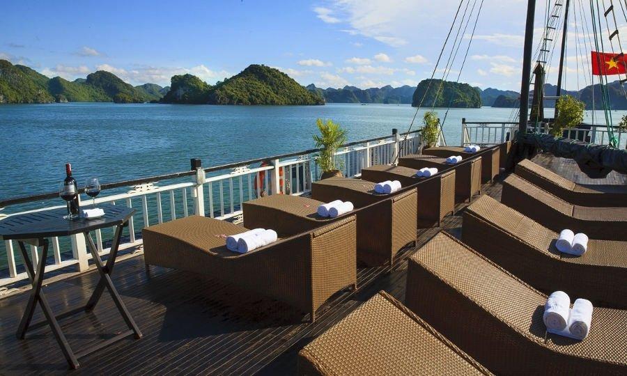 Baie d'halong - Voyage au Vietnam en famille