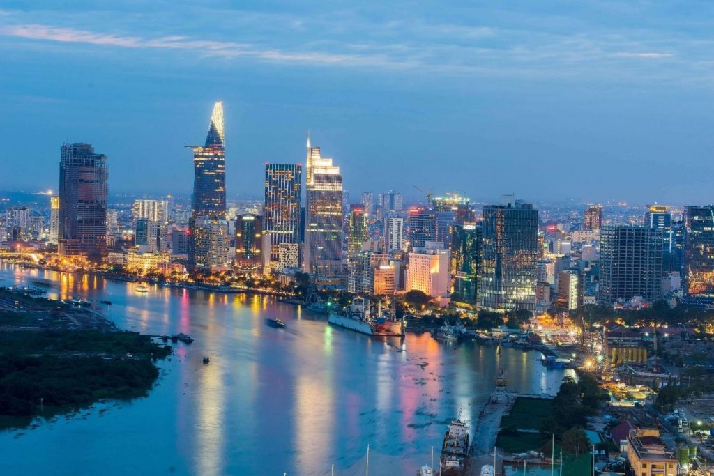 Ho Chi Minh ville - Voyage au Vietnam en famille