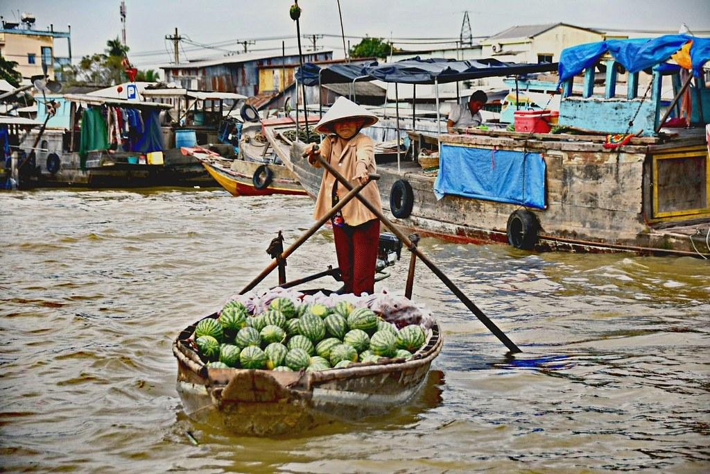 Le Delta du Mekong - Voyage au Vietnam en famille