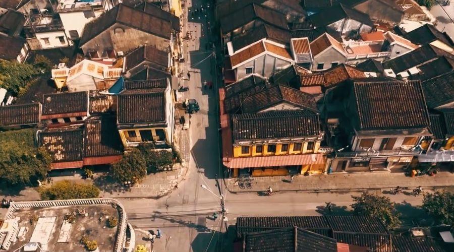 La ville Hoi An Voyage Vietnam