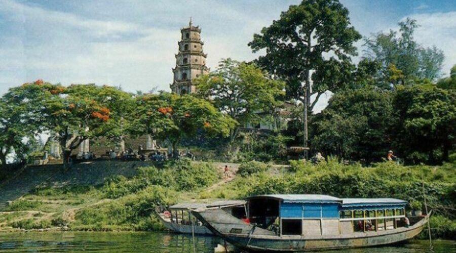 La ville Hue - voyage Vietnam pas cher