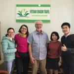 Bonsoir toute l'equipe de l'agence vietnam dragon travel