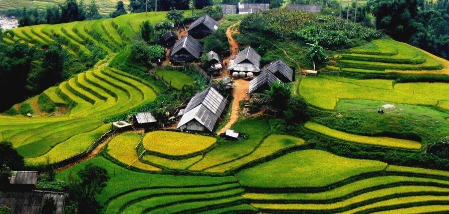 Visite de Sapa - Circuit de luxe dans le nord et le centre du Vietnam 14 jours
