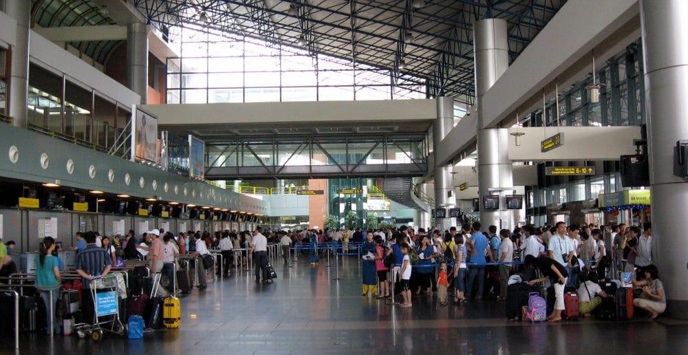 Les douanes au Vietnam