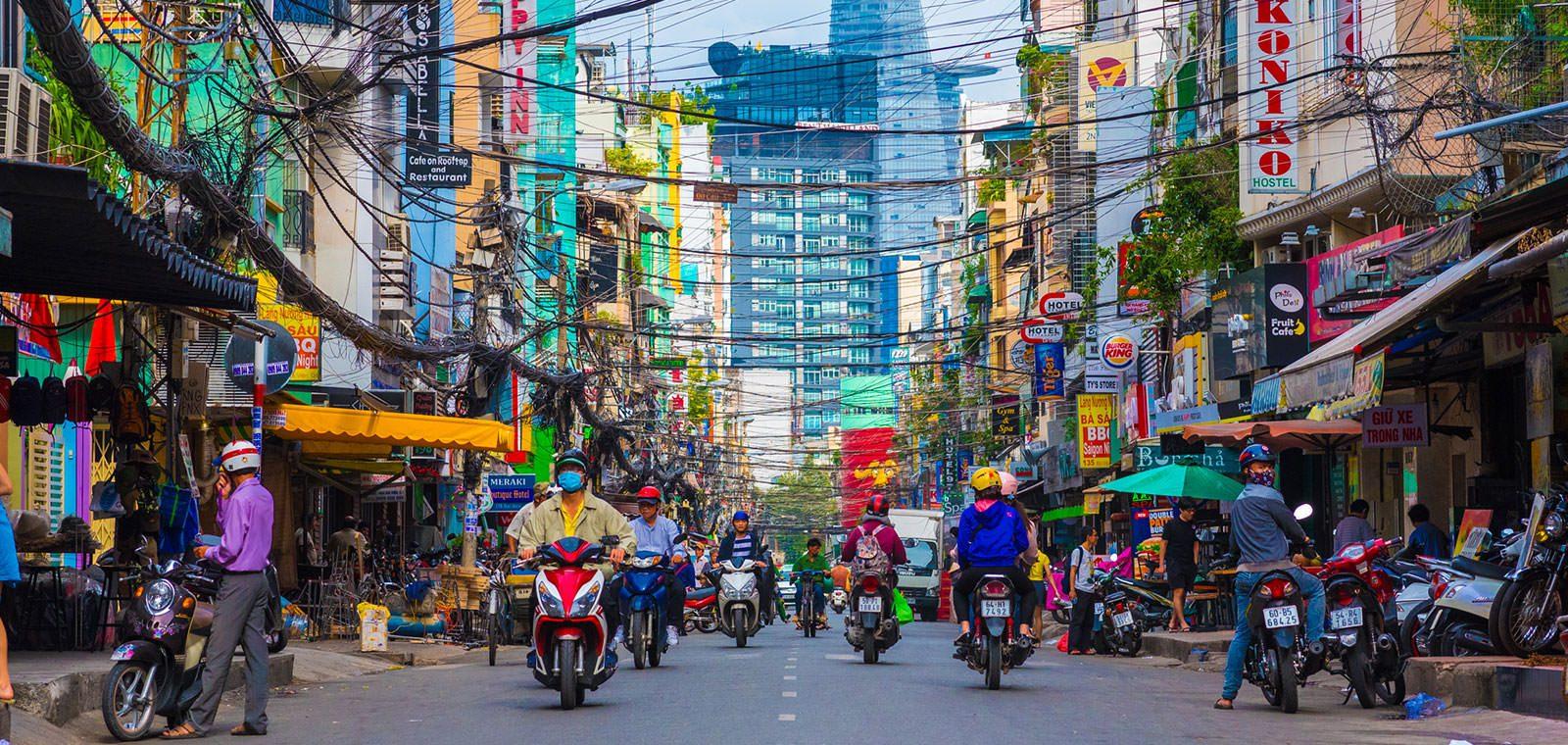 Transports au Vietnam