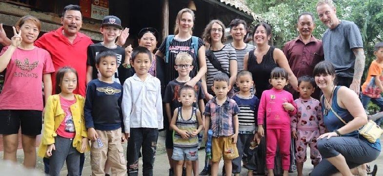 Voyage au vietnam Mme Sophie