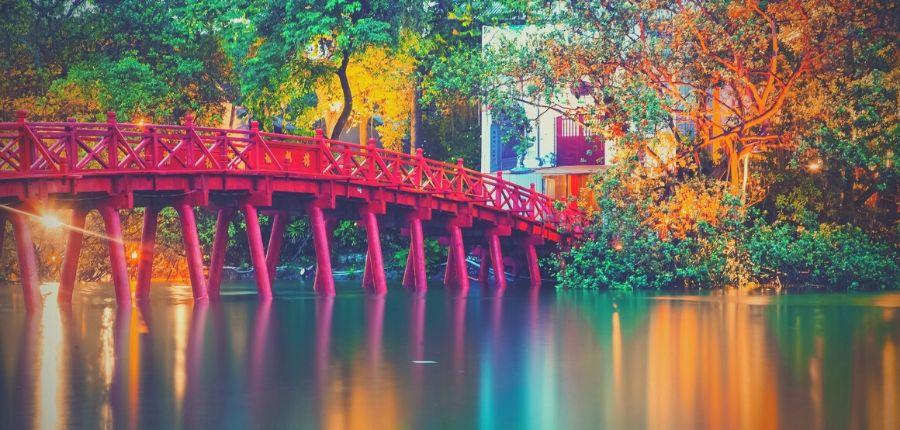 Capitale Hanoi - Circuit de luxe dans le nord et le centre du Vietnam 14 jours