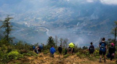 Excursion randonnée à Bac Ha Vietnam