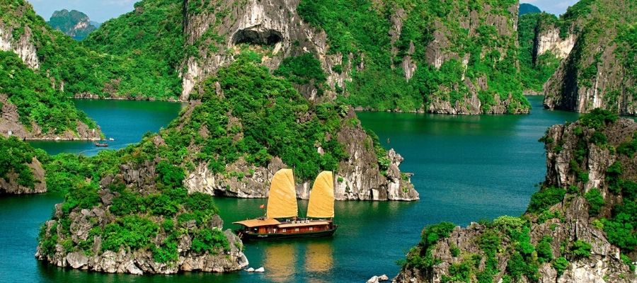 Excursion Nord Ouest Vietnam Baie Halong