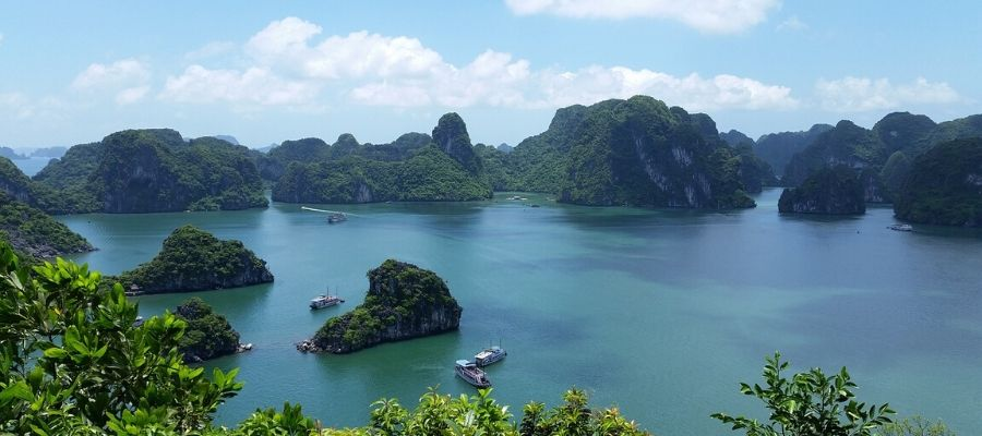 Excursion Nord Ouest Vietnam baie Halong 13 jours Circuit au Vietnam