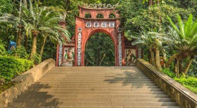 Circuit Hanoi temples des rois Hung