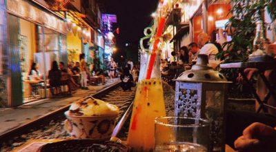 Circuit food tour Hanoi en vespa