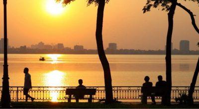 Circuit visite Hanoi en vespa