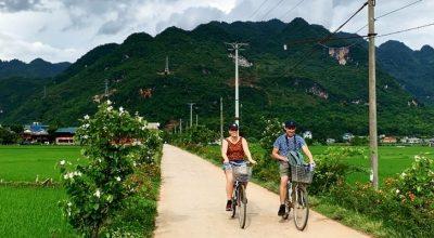 Excursion randonnée à Mai Chau