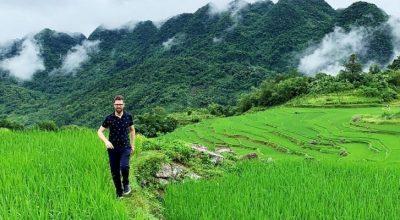 Circuit trekking à Pu Luong