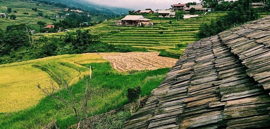 Village Ta Van Sapa - Circuit Découverte du nord-ouest du Vietnam 9 jours