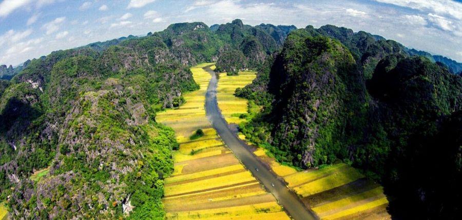 Visite de Ninh Binh - Circuit Découverte du nord-ouest du Vietnam 9 jours