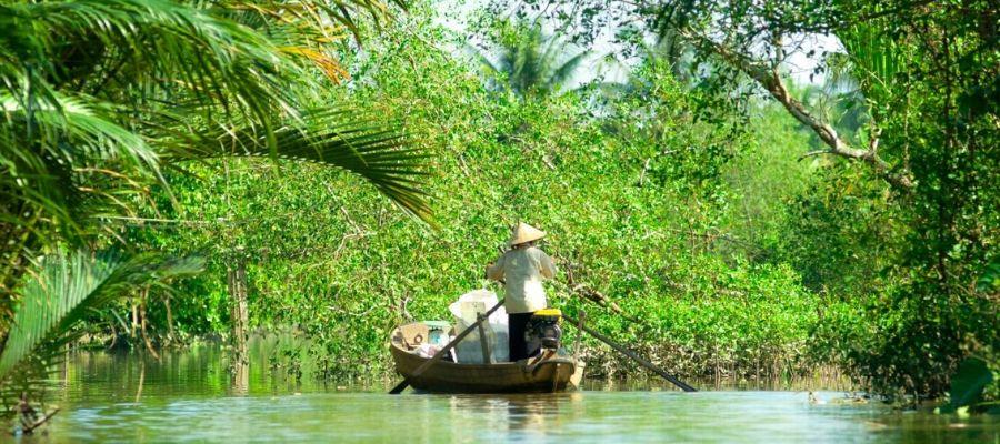 Croisière Cai Be Can Tho Cai Be 3 jours en bateau Bassac