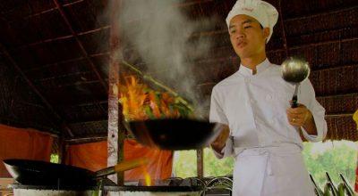 Excursion cours de cuisine à Saigon