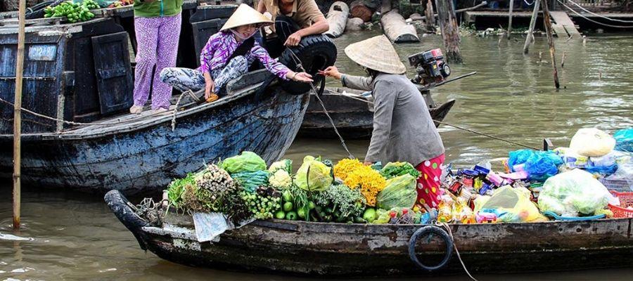 Circuit Ben Tre Can Tho Delta Mekong