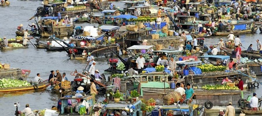Circuit Saigon Cai Be Vinh Long Ben Tre
