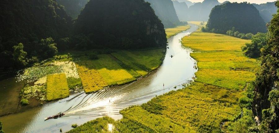 Tam Coc Ninh Binh - Circuit Découverte du joyau du Nord Vietnam 8 jours