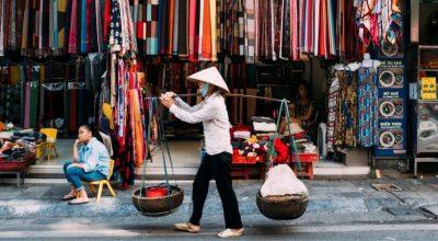 Vieux quartier Hanoi - Circuit Vietnam entre nature and culture 8 jours