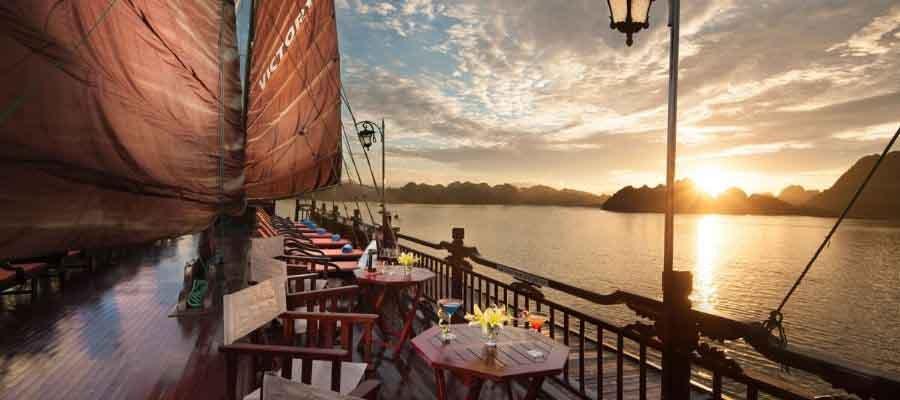 Croisière sur la baie Halong