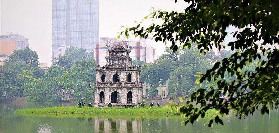 Visite de la capitale Hanoi