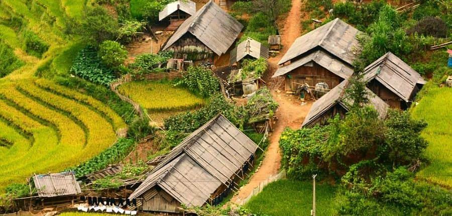 Visite des villages à Sapa - Circuit Meilleur du Nord Vietnam 7 jours