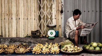 Voyage à Hanoi Vietnam